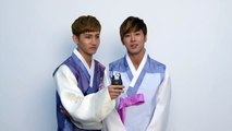 TVXQ! 동방신기_Korean Thanksgiving Day Message 추석 인사