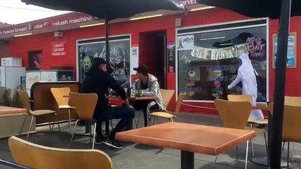 Caméra cachée : ils simulent un attentat à la bombe