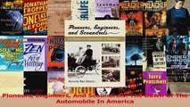 PDF Download  Pioneers Engineers And Scoundrels The Dawn Of The Automobile In America Download Full Ebook