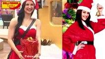 Sexy Santas of Bollywood _ Sunny Leone _ Sonam Kapoor _ Kangana Ranaut _ Bipasha Basu