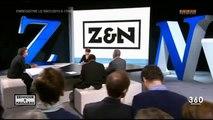 CHARLIE HEBDO 07.01.2015 ATTENTAT CLASH LIBERTE EXPRESSION ZEMMOUR NAULLEAU ONFRAY - YouTube