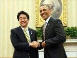 安倍総理がオバマに大勝利!韓国・中国の反日に反撃!アメリカに「尖閣は日米安保適用範囲」を明言させた安倍外交