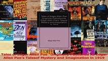 PDF Download  Tales of Edgar Allan Poe Originally Published As Edgar Allen Poes Talesof Mystery and PDF Full Ebook
