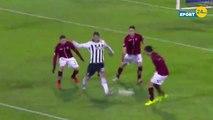 Luigi Giorgi Goal - Livorno Calcio 1-3 Ascoli Calcio - Italy Serie B  23.12.2015 HD