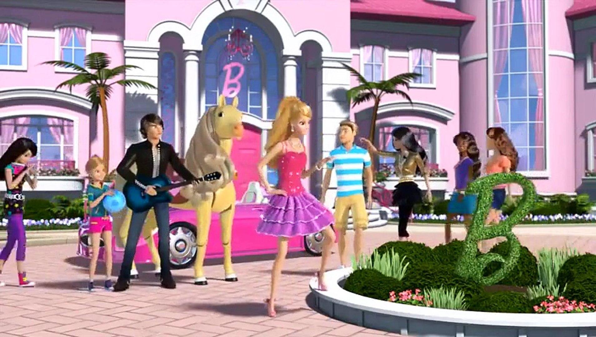 Barbie Küçük Bir Rüya Ev - Barbie Türkçe - Barbie izle - Barbie Yeni - Barbie 2014