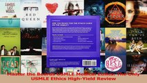 PDF Download  Master the Boards USMLE Medical Ethics The Only USMLE Ethics HighYield Review PDF Full Ebook