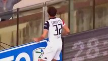 Salernitana vs Cagliari 0-2 All Goals & Highlights 24.12.2015 Serie B