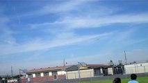Endeavor Space Shuttle Endeavor Flyover Near Disneyland Melbourne Gauer School Gauer
