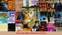 Read  The Cat Who Went to Paris Ebook Free