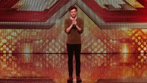 Simon Lynch channels his inner Beyonce | Auditions Week 2 | The X Factor UK 2015