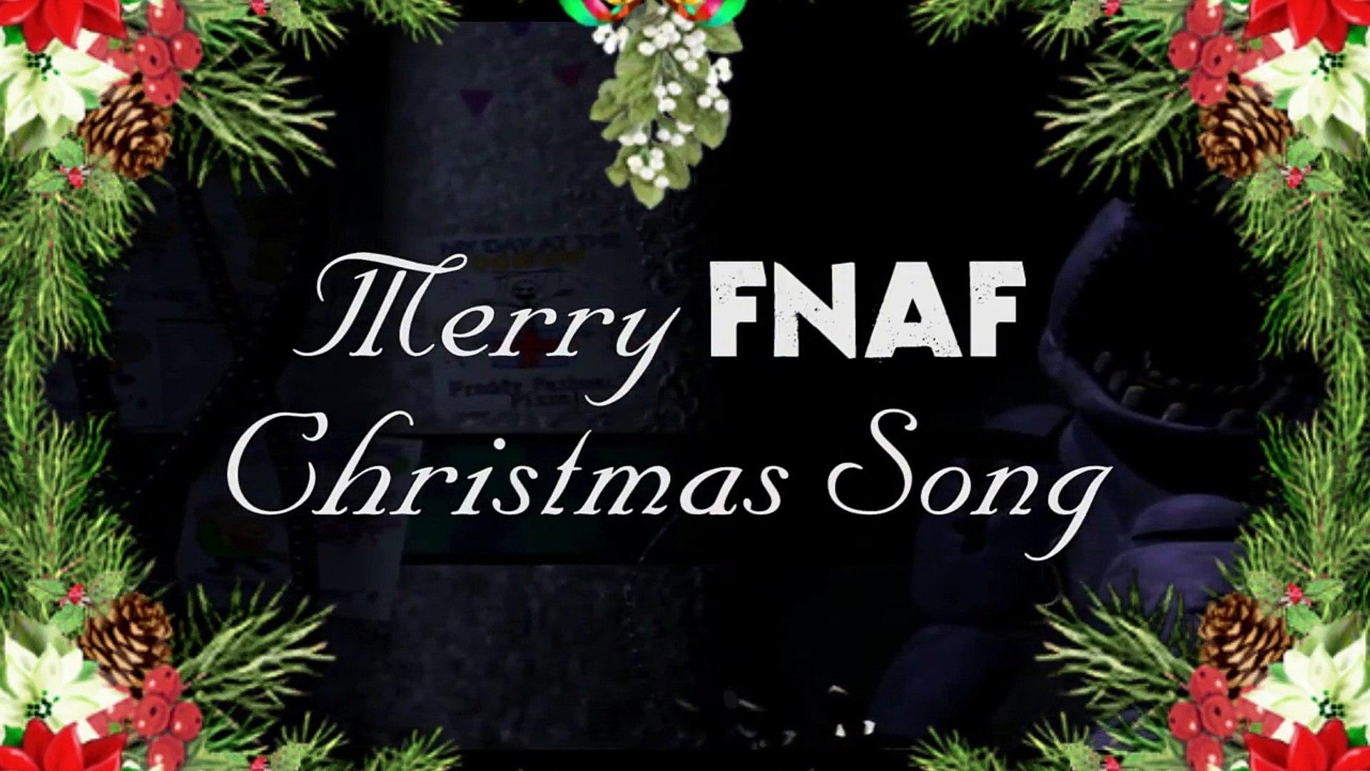 Fnaf Christmas.Merry Fnaf Christmas Song By Jt Machinima