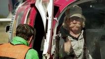"Aerobatic Heli Pilot Chuck Aaron Stunt Flying for ""Spectre"""
