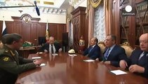 Putin vows retribution as Russia recognises Sinai plane crash was terror attack