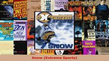 Read  Snow Extreme Sports PDF Online
