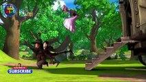 Robin Hood Singing Christmas Carols | Jingle Bells | Robin Hood Animated Video | Power Kids