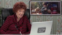 Elders React to Christmas Commercials (John Lewis Christmas Adverts)
