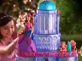 Barbie diamond castle commercial 2008 castle