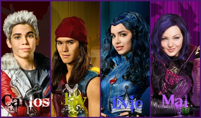 Descendants 2 Full Movie videos - dailymotion