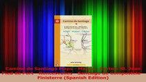 Download  Camino de Santiago Maps  Mapas  Cartes St Jean Pied de Port  Roncesvalles  Santiago PDF Online