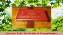 Read  Guys and Dolls the Stories of Damon Runyon Ebook Free