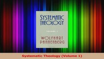 Systematic Theology Volume 2 [Read] Online - video dailymotion