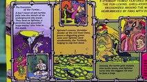 Teenage Mutant Ninja Turtles Classic Vintage Foot Clan 1988 Toy vs TMNT Foot Soldier Fighting Revie