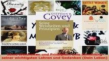 Download  Seine Weisheiten und Prinzipien Eine Sammlung seiner wichtigsten Lehren und Gedanken PDF Frei