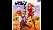 Rolling Thunder 2 - THEME FROM ROLLING THUNDER 2 (ROUND 1)