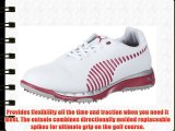 PUMA Womens FAAS Grip Wns Golf Shoes White - Wei? (white-cabaret 0005) 4 UK