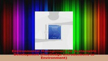 PDF Download  Environmental Management for Sustainable Development Routledge Introductions to PDF Full Ebook