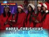 salvation tv channel Yasu aaya zameen pe christmas song with pervaiz francis & little angel
