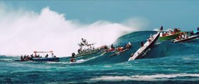 Point Break Featurette Tahitian Surf (2015) Luke Bracey, Tobias Santelmann Action HD