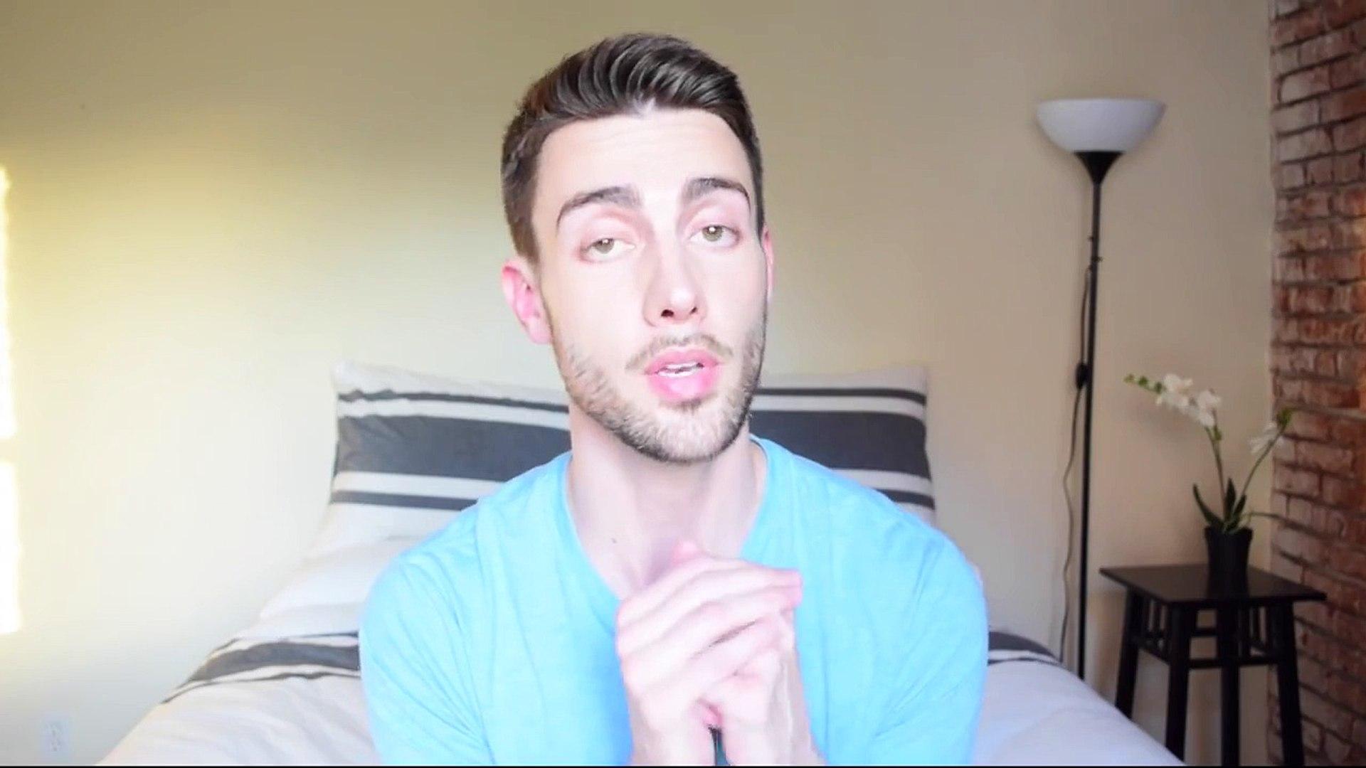 My skincare routine (Travis Bryant) #vlog #humor