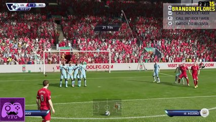 FIFA 15 Fail Derlemesi - Eğlenceli Oyun Videoları #8