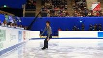 Shu Nakamura - 2015 Japanese Nationals SP