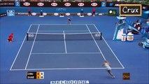 Australian Open 2014 4th Round Maria Sharapova vs Dominika Cibulkova