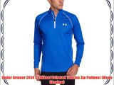Under Armour 2014 ColdGear Infrared Thermo Zip Pullover (Moon Shadow)
