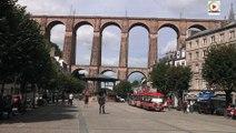 """#Finistere - """"S'ils te mordent, mords-les"""" devise de Morlaix - Marseille Bretagne Télé"""