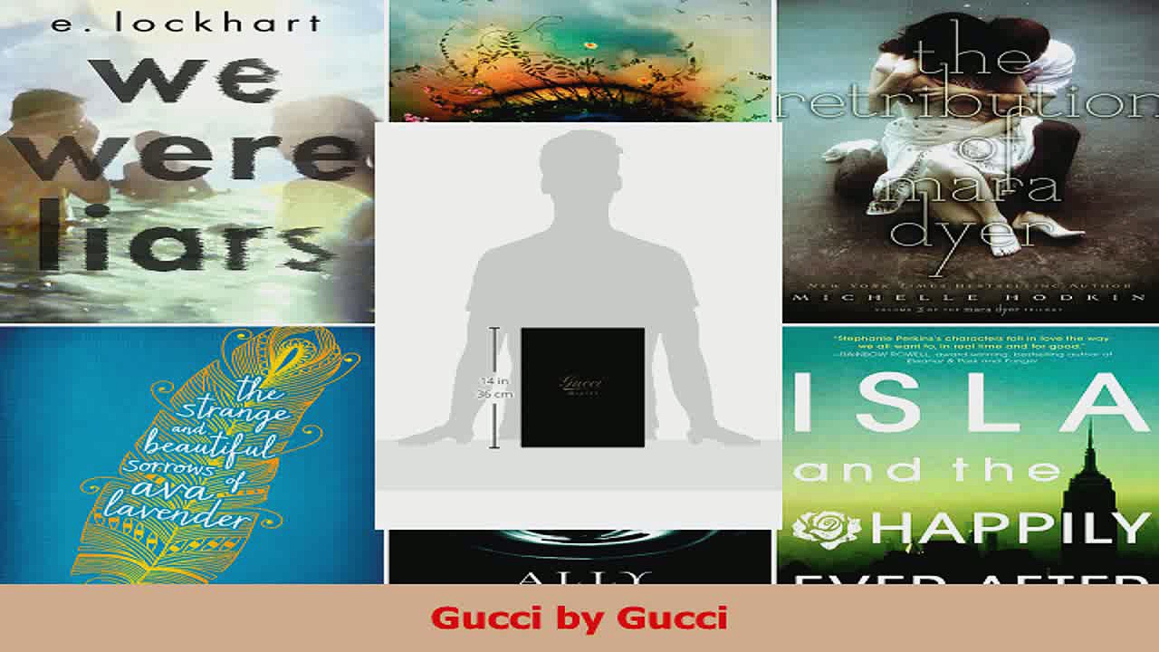 PDF Download  Gucci by Gucci PDF Online