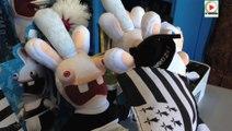 #Morbihan - La folle maison des Lapins-Crétins à Malestroit - Marseille Bretagne Télé