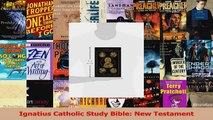 About For Books Ignatius Catholic Study Bible: New Testament