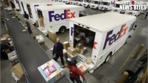 FedEx Blames Delayed Christmas Deliveries on Bad Weather