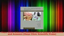 PDF Download] Mayo Clinic Internal Medicine Board Review