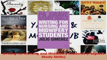 Download  Writing for Nursing and Midwifery Students Palgrave Study Skills Ebook Free