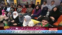 Khabardar with Aftab Iqbal on Express News – 25th December 2015