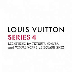 Lightning stars in new Louis Vuitton advertisement campaign de