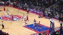 Matt Barnes Half-Court Game-Winner | Grizzlies vs Pistons | December 9, 2015 | NBA 2015-16 Season