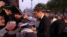 Steve Jobs London Film Festival Red Carpet - Michael Fassbender, Kate Winslet