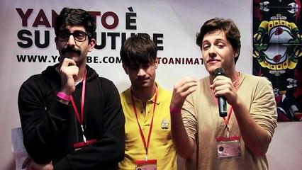 Dylan Dog Vittima degli Eventi - Anteprima (Lucca Comics 2013)