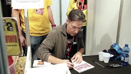 Intervista a Leo Ortolani - Lucca Comics 2013